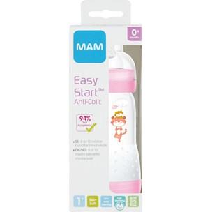 MAM Easy Start Anti-Colic nappflaska test